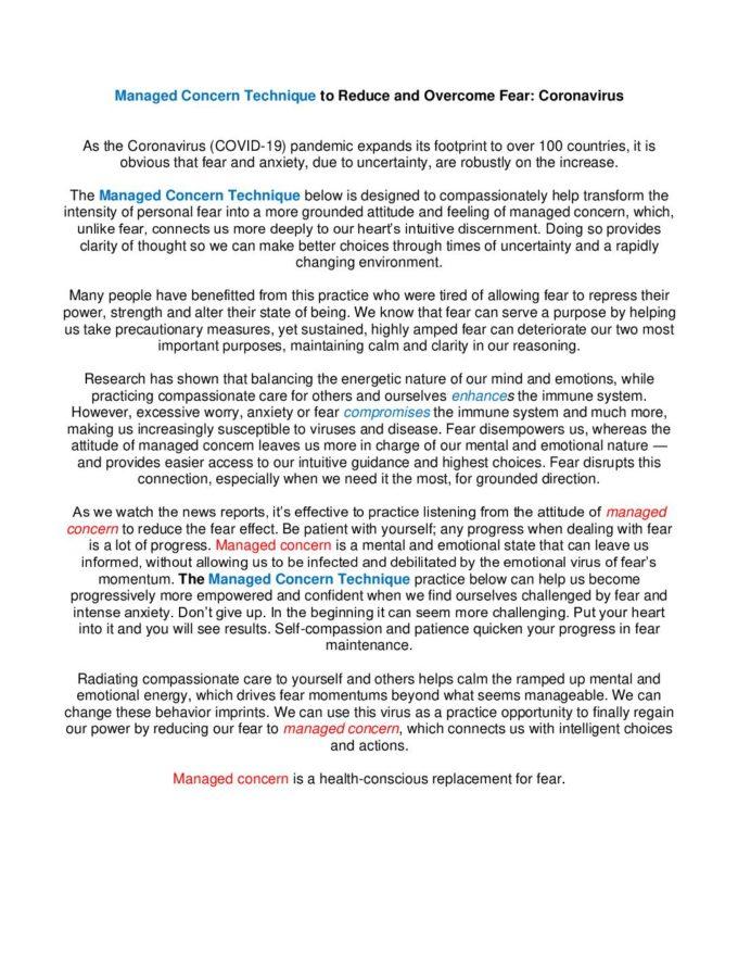 Coronavirus img 4 | Body Mind Wholeness