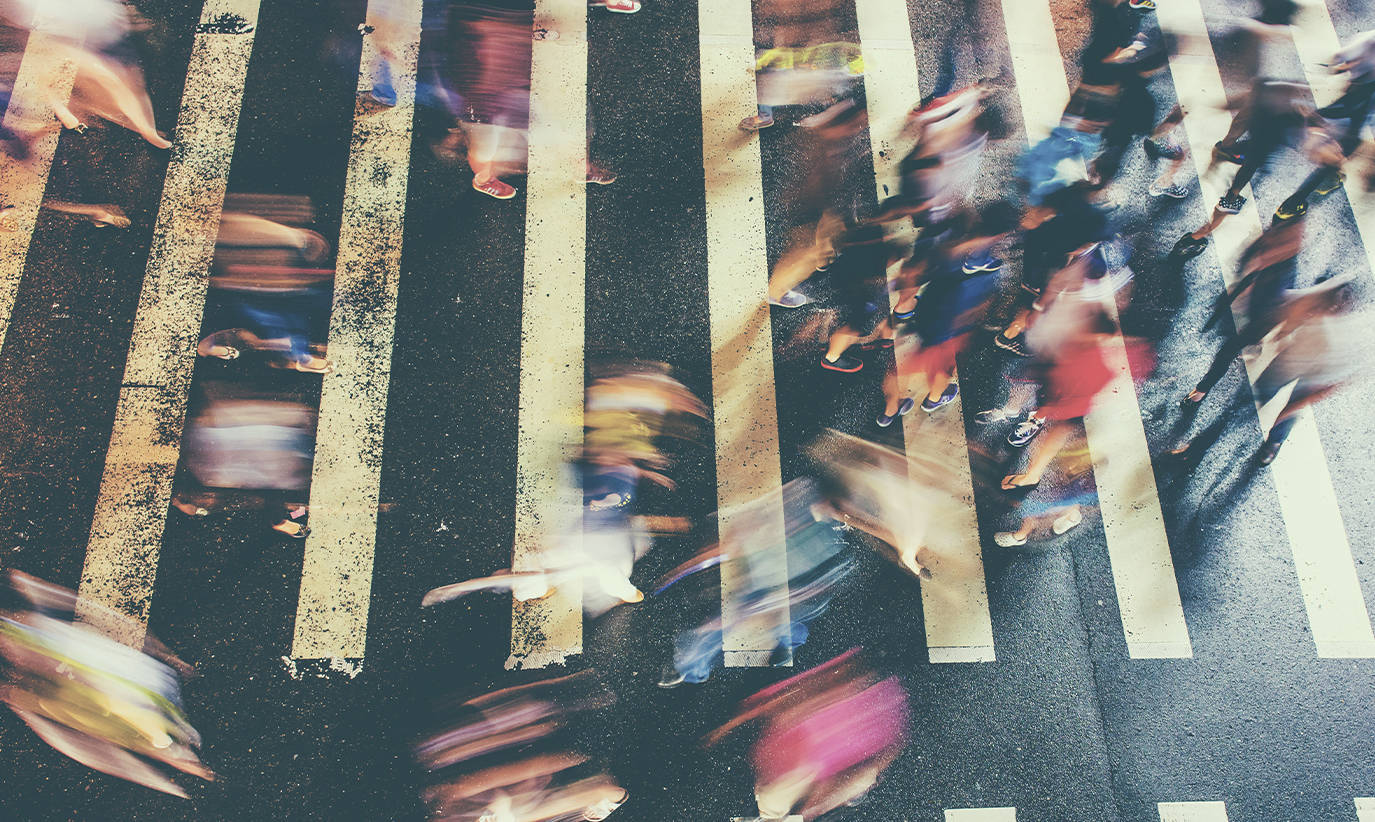 Busy Street | Body Mind Wholeness