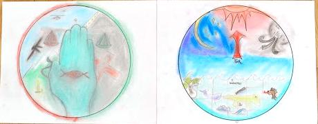 Mandala Art 3   Body Mind Wholeness