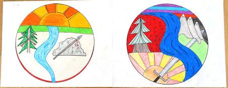 Mandala Art 5   Body Mind Wholeness